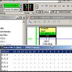 RSLogix500 Forcing I/O